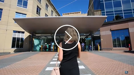 St George Private Hospital- Maternity Patient Journey