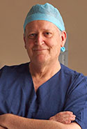 St George Private Hospital specialist Peter Campbell