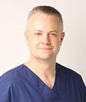 St George Private Hospital specialist Vytauras Kuzinkovas